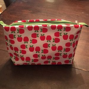 NWOT Clinique makeup bag.